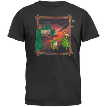 Grateful Dead - Covered Wagon Pine T-Shirt