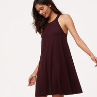 Halter Swing Dress | LOFT