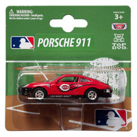 Top Dog 1:64 Porsche 911 - MLB Cincinnati Reds