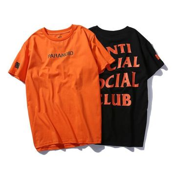 Anti Social Social Club Corner Shirt Assc T Shirt S Xxl | Best Deal Online
