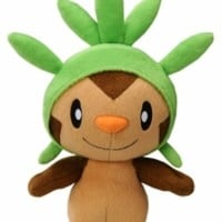 Large Chespin Pokemon Plush Toy | Pokemon Dolls & Plushies at PokemonZone.com