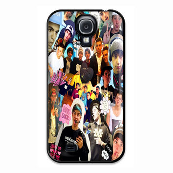 The Janoskians Collage Samsung Galaxy S4 Case