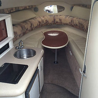 1998 262 Express Cruiser with trailer NO RESERVE