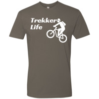 TL Biker Zoom W Next Level Premium Short Sleeve Tee