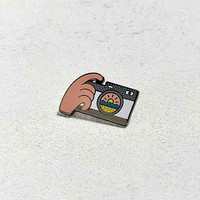 Valley Cruise Press X Luke Day Sunset Camera Pin - Urban Outfitters