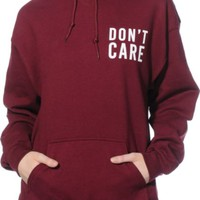 Empyre Don't Care Hoodie