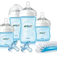 Philips AVENT Natural Infant Starter Set, Blue
