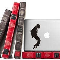 M J Dancing  Mac Book Mac Book Air Mac Book Pro Mac Sticker Mac Decal Apple Decal Mac Decals