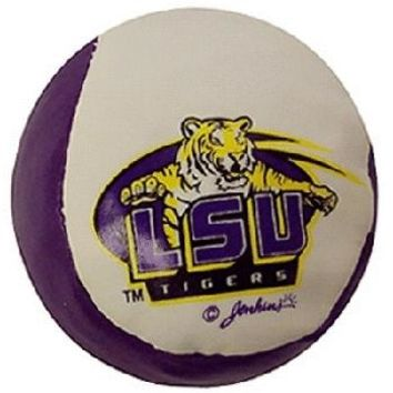 Louisiana State University Ball Hacky Sack Oval 24