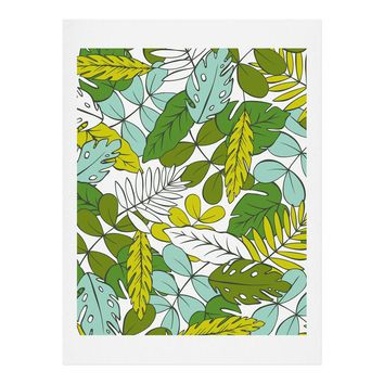 Heather Dutton Modern Tropics Art Print