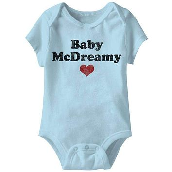 Baby McDreamy  Infant Snapsuit