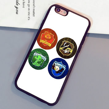 chibi harry potter Printed Soft Rubber Skin Mobile Phone Cases OEM For iPhone 6 6S Plus 7 7 Plus 5 5S 5C SE 4S Back Cover