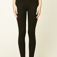 Seam-Stitched Leggings