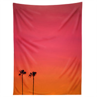 Catherine McDonald Los Angeles Sunset Tapestry