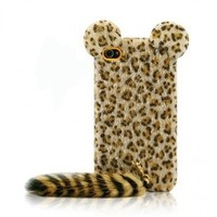 Funny Leopard Print IPhone 4/4s Cas.. on Luulla