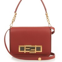 3Baguette leather cross-body bag | Fendi | MATCHESFASHION.COM US