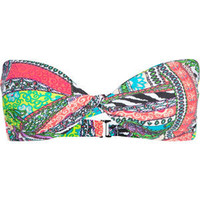 FULL TILT Mixed Media Bikini Top 189286957 | swimsuits | Tillys.com