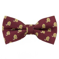 Washington Redskins Repeat Woven Bow Tie, Size: One Size (Rsk Team)