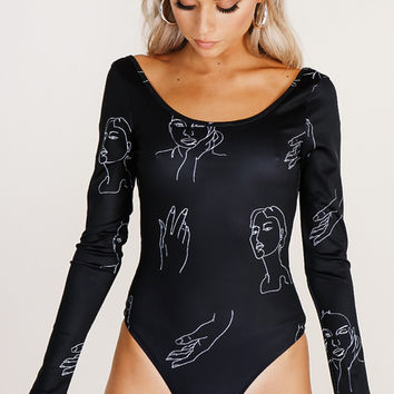 Waveland Bodysuit