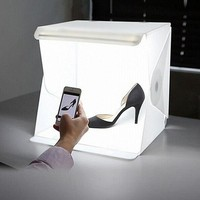 LED Light Photo Studio Mini Box for Millennial Photographers