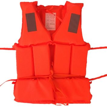 Inflatable Life Jacket for Boating Surfing Swimming Drifting