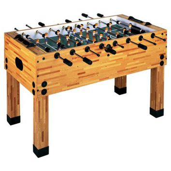 Imperial Butcher Block 55 in. Foosball Table - Foosball Tables at Hayneedle