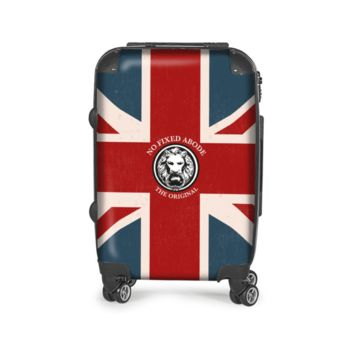 NFA Union Jack Carry on Suitcase