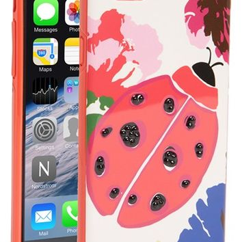 kate spade new york 'spring blooms ladybug' iPhone 6 case - Red