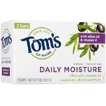 Tom's Of Maine Dly Moist Sp Twn Pk (1x2pack )