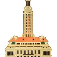 University Co-op Online | University of Texas Brass Tower Ornament