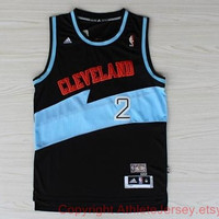 Kyrie Irving 2 Cleveland Cavaliers NBA Basketball Jersey Irving Cleveland Cavalier