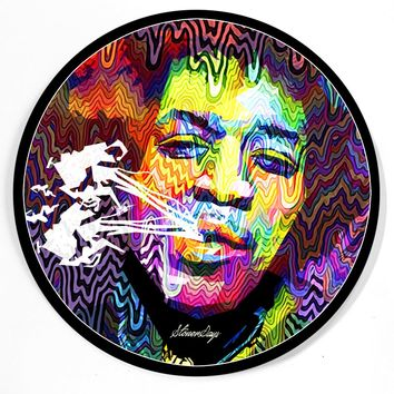 Pop Art Jimi Dab Pad