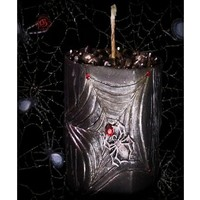 Macabre Web Gothic Candle Handcrafted 100% Pure Beeswax (Registered Shipping Included In Price) - Candles & Holders | RebelsMarket