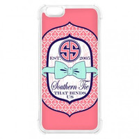 Simply Southern Tie That Binds Us iPhone Case