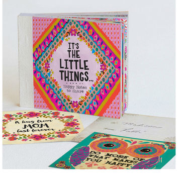 Natural Life Happy Notes - Little Things