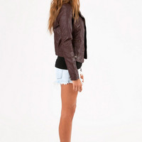 Lumi Motorcycle Jacket $78
