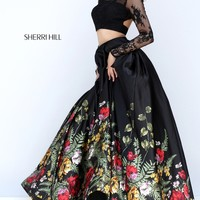 Sherri Hill 50599 Dress