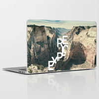 Explore Now Laptop & iPad Skin by Cafelab