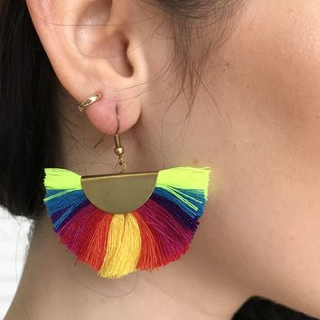 Let The Fun Begin Earrings