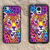 Leopard iPhone Case-lisa frank iPhone 5/5S Case,iPhone 4/4S Case,iPhone 5c Cases,Iphone 6 case,iPhone 6 plus cases,Samsung Galaxy S3/S4/S5-055