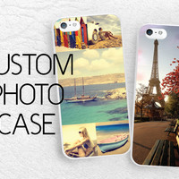 Custom Photo personalized Phone Case for iPhone, Sony z1 z2 z3, LG g3 g2 nexus 5, HTC one m7 m8, Moto X Moto G, custom made with your design