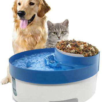 Pet Water Fountain For Cat Dog