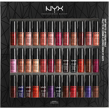 Nyx Cosmetics Soft Matte Lip Cream Vault Set | Ulta Beauty