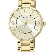 Women's Anne Klein Round Bracelet Watch, 34mm
