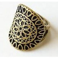 Vintage Carving Figure Rings @SP40048 $3.82 only in eFexcity.com.