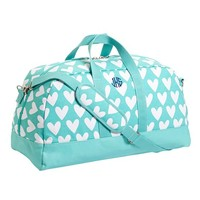 Sleepover Duffle Bag, Pool Sweethearts