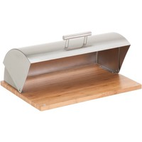 Better Homes and Gardens Stainless Steel Bread Box - Walmart.com