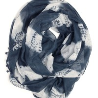 Tie Dyed Rugby Eternity Scarf