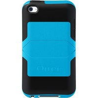 Otterbox Reflex Series Case for iPod touch 4G - Glacier Blue/Black