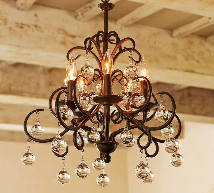 Pottery Barn Bellora Chandelier Reviews: Pottery Barn From Pottery Barn